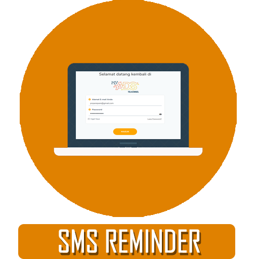 icon sms reminder